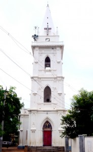Perumalkulam Church