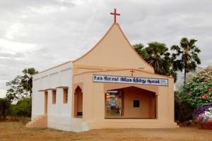 REDEEMER'S CHURCH, EAST MADATHUR