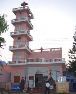 Holy Trinity Church, Senkottai