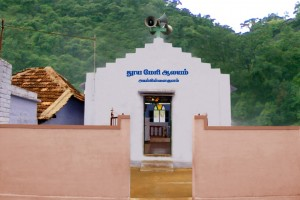 ST. MARY'S CHURCH, AGAMPILLAIKULAM