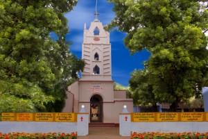 ST. PETER'S CHURCH, ASIRVATHAPUTAM