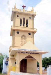 Thuvaraikulam Church