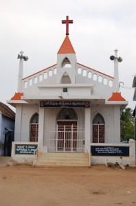 Divine Grace Church, Mukudal