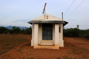 Resurrection Church, Vengadampatti