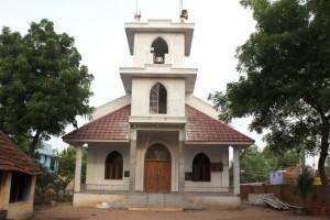 St. Andrew's Church, Mylappapuram
