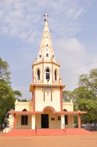 St. Paul's Church, Nallur.