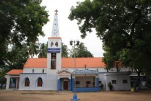 St. Peter's Church, Vickramasingapuram