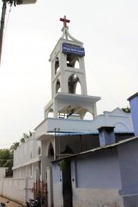 St. Thomas Church, Pasukidavailai