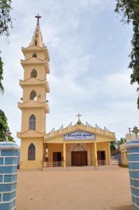St.Paul's Church, Adaikkalapattinam