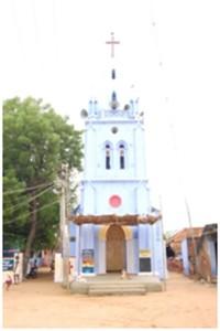 St. James Church,  Keerankulam