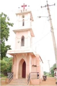 St. John's Church, Melachettikulam