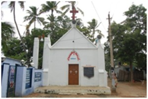 St. John's Church Thuthikulam