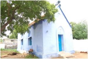 St. Luke's Church, Pillaiyarkulam