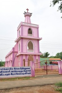 Good Shepherd Church, Suviseshapuram