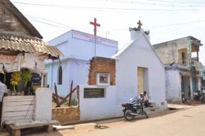 St. Paul's Church, Kurippankulam