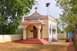 St. Paul's Church, Periyar Nagar