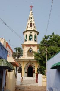 St. Immanel's Church, Keelapappakudi