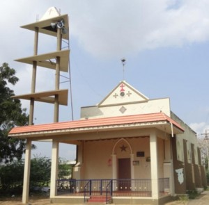 Resurrection Church,  Ainthangal
