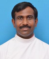 Rev.A.G.R.Vethanayagam Samraj