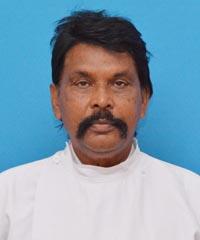 Rev. W. Sargunam
