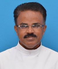 Rev. D. Wilson Solomon Raj
